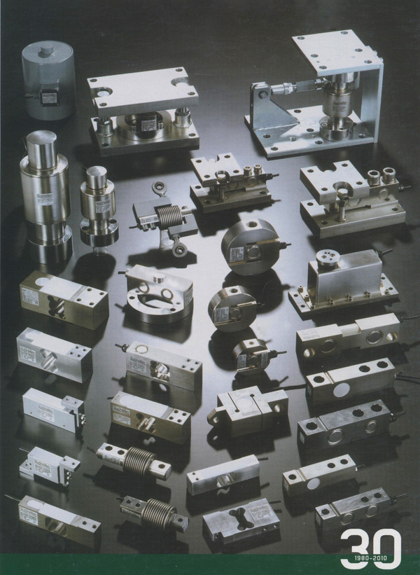 Loadcells UTILCELLS many 600 web